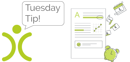 Tuesday Tip Action Plans