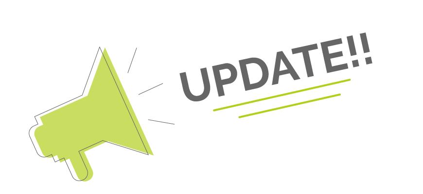 Change Log Update Megaphone