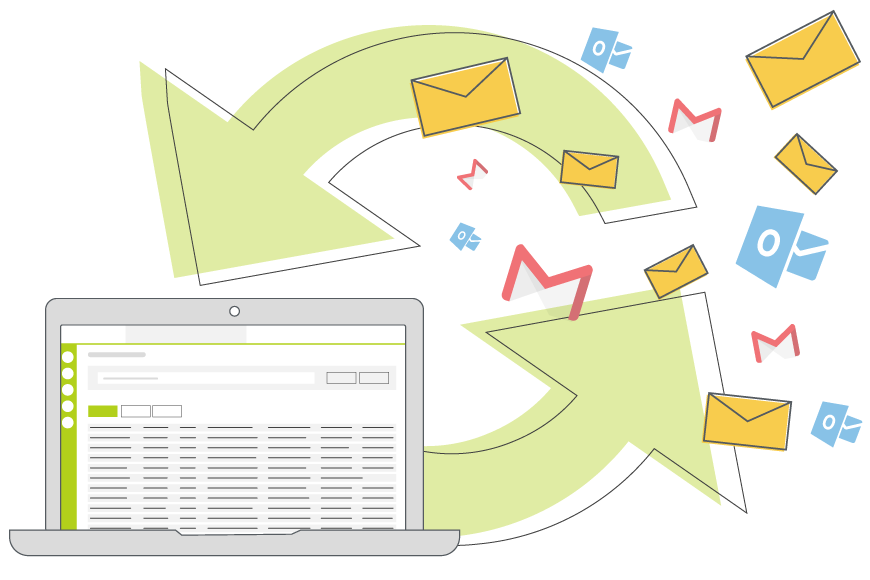CRM with Email Integration