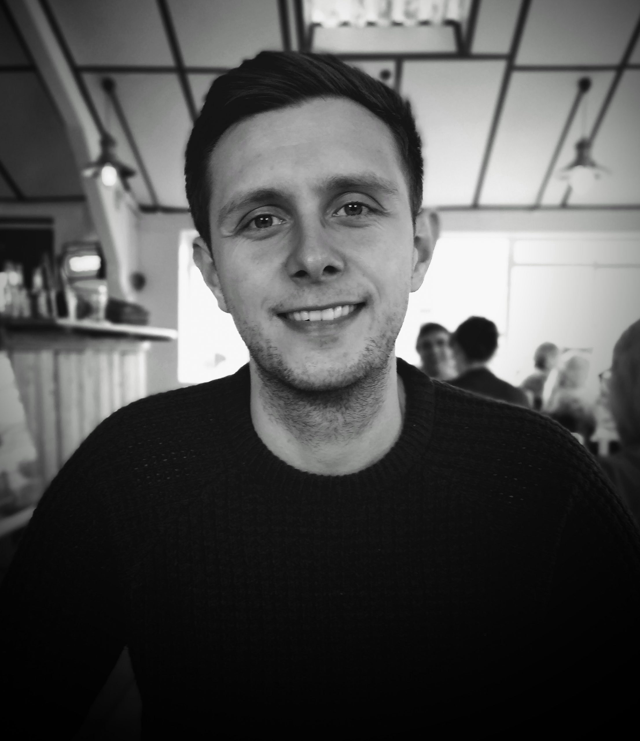 Guest Post - James Elliott
